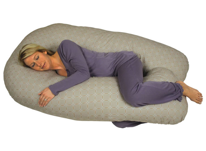 how to look pregnant with a pillow