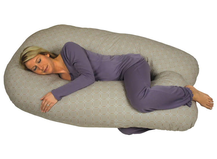 u sleep pregnancy for support product body description total comfort ulotimate pillow