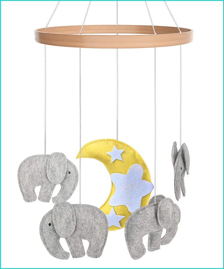 12 Best Crib Mobiles For Baby S Nursery