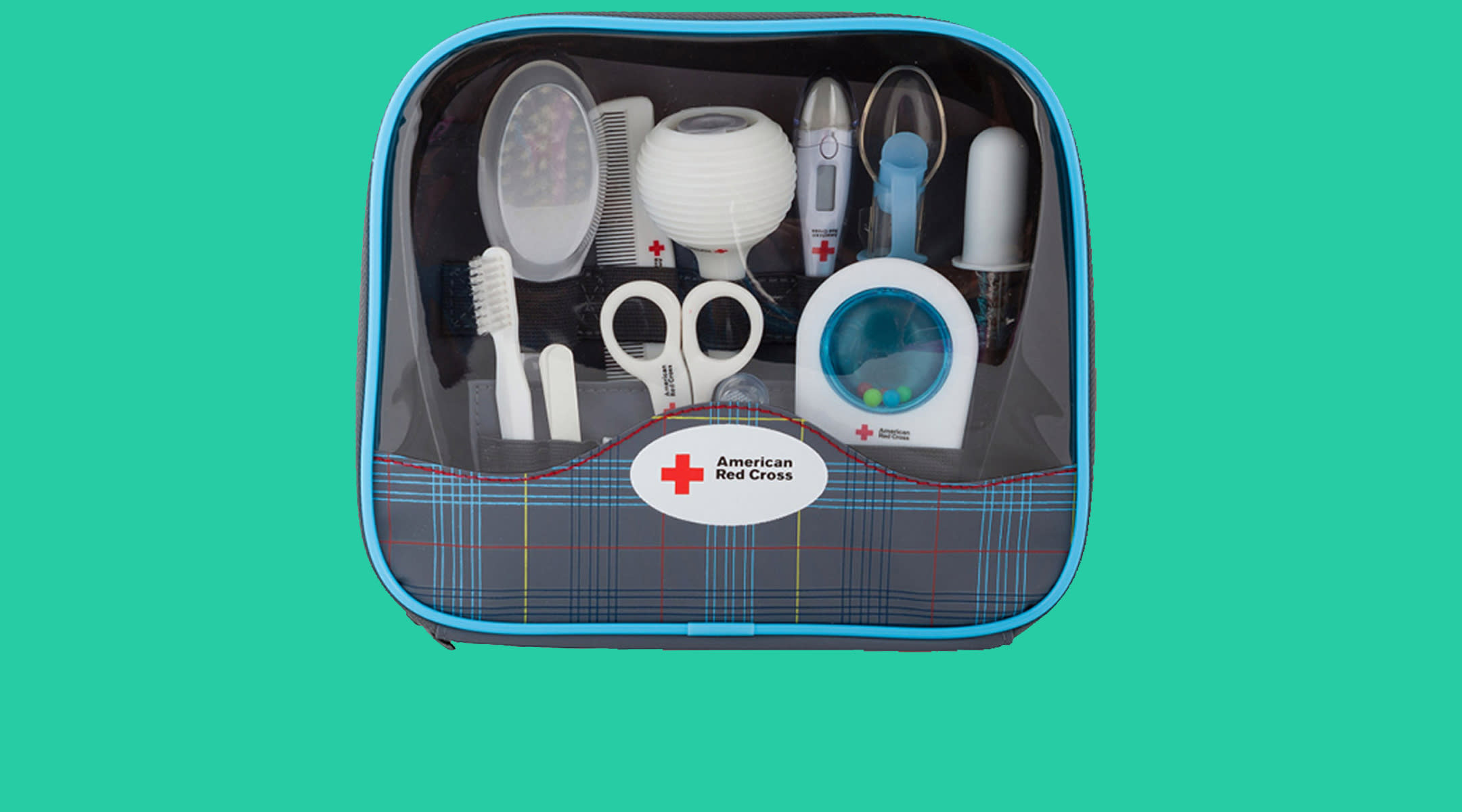 Checklist Making A First Aid Kit For Baby