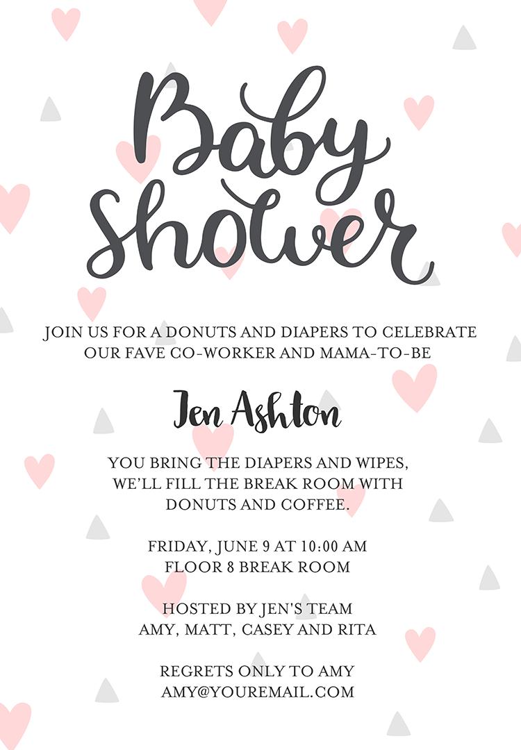 22 Baby Shower Invitation Wording Ideas