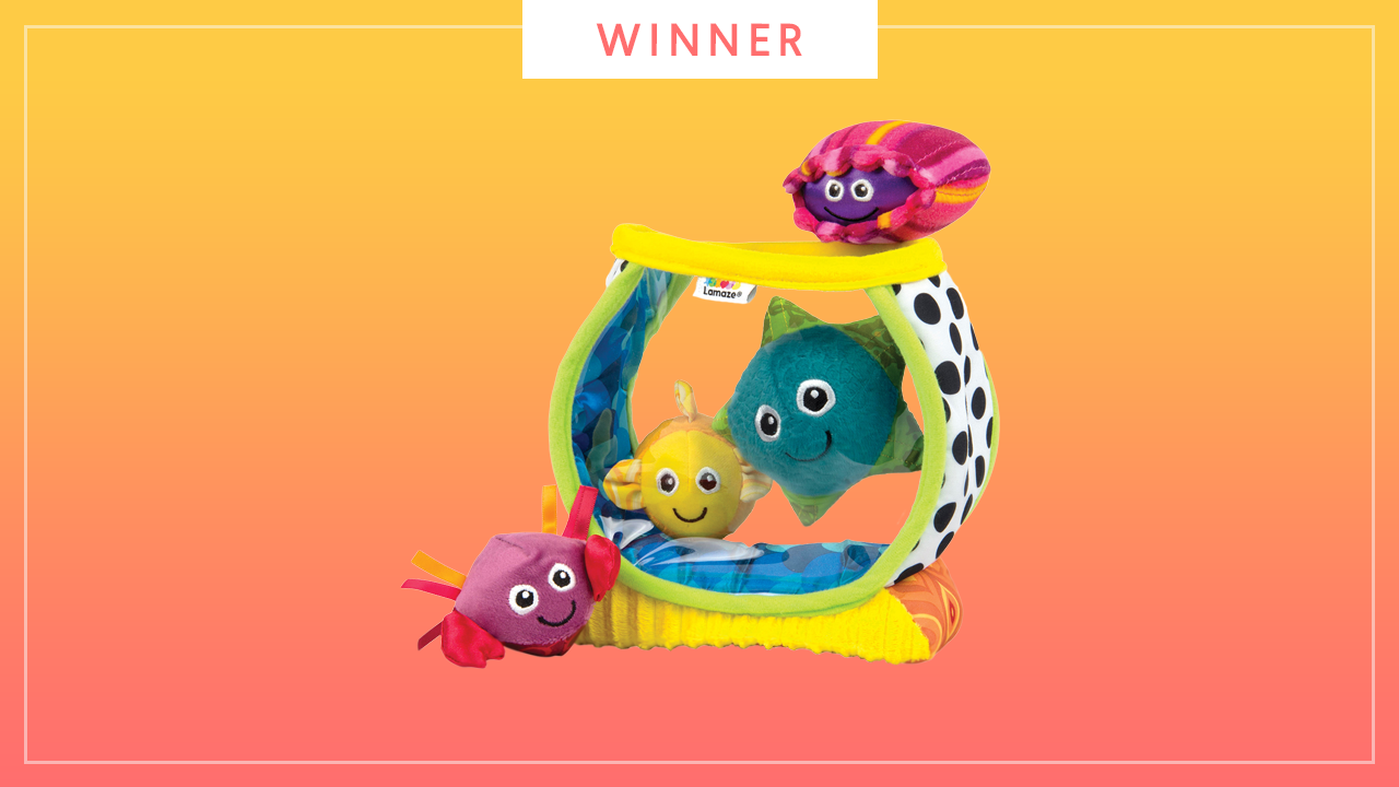 lamaze fish bowl learning toy