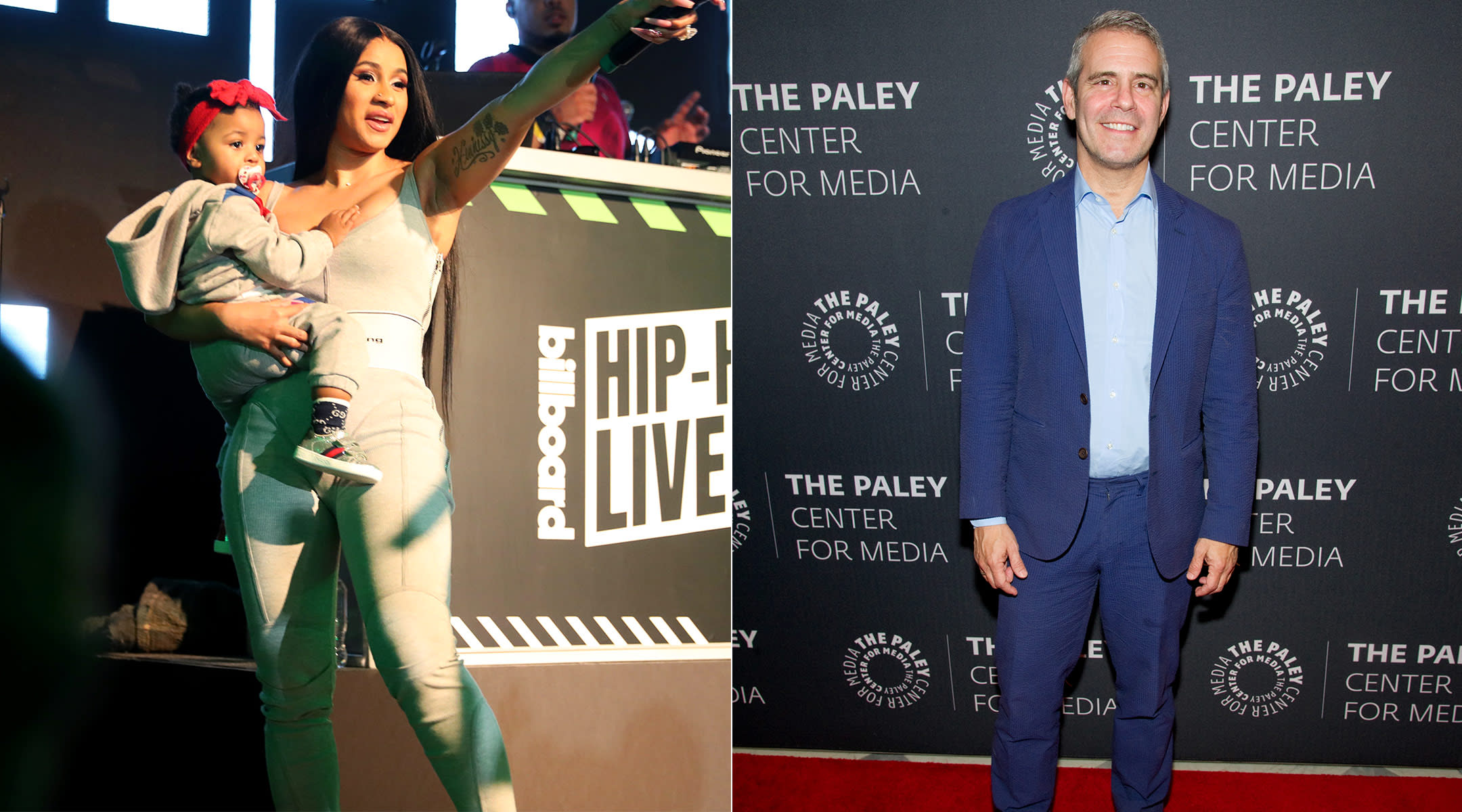 cardi b and andy cohen two of the most googled celebrities in 2019