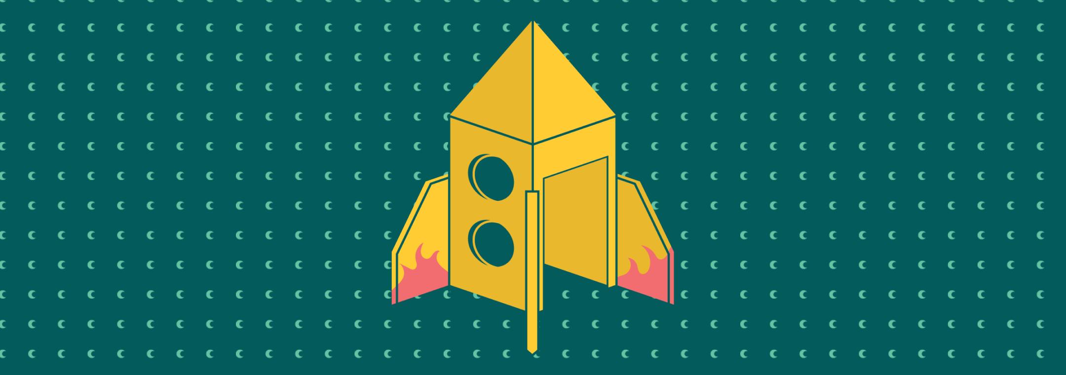 cardboard play rocket ship