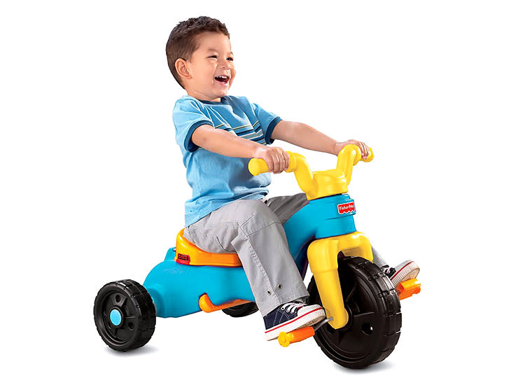 8de404f7065 Fisher Price Rock Roll 'n Ride tricycle for toddlers