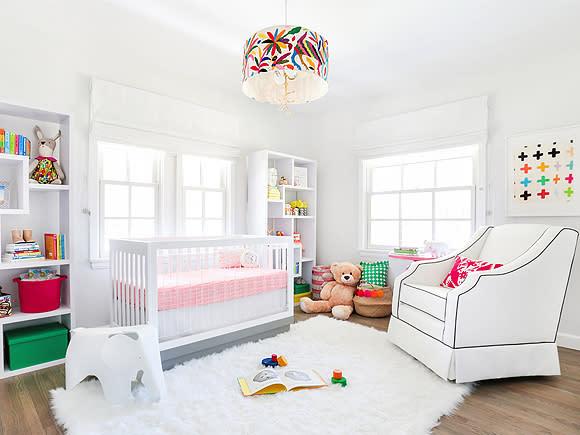 Hgtv Designer Sabrina Soto S Modern Nursery Tour