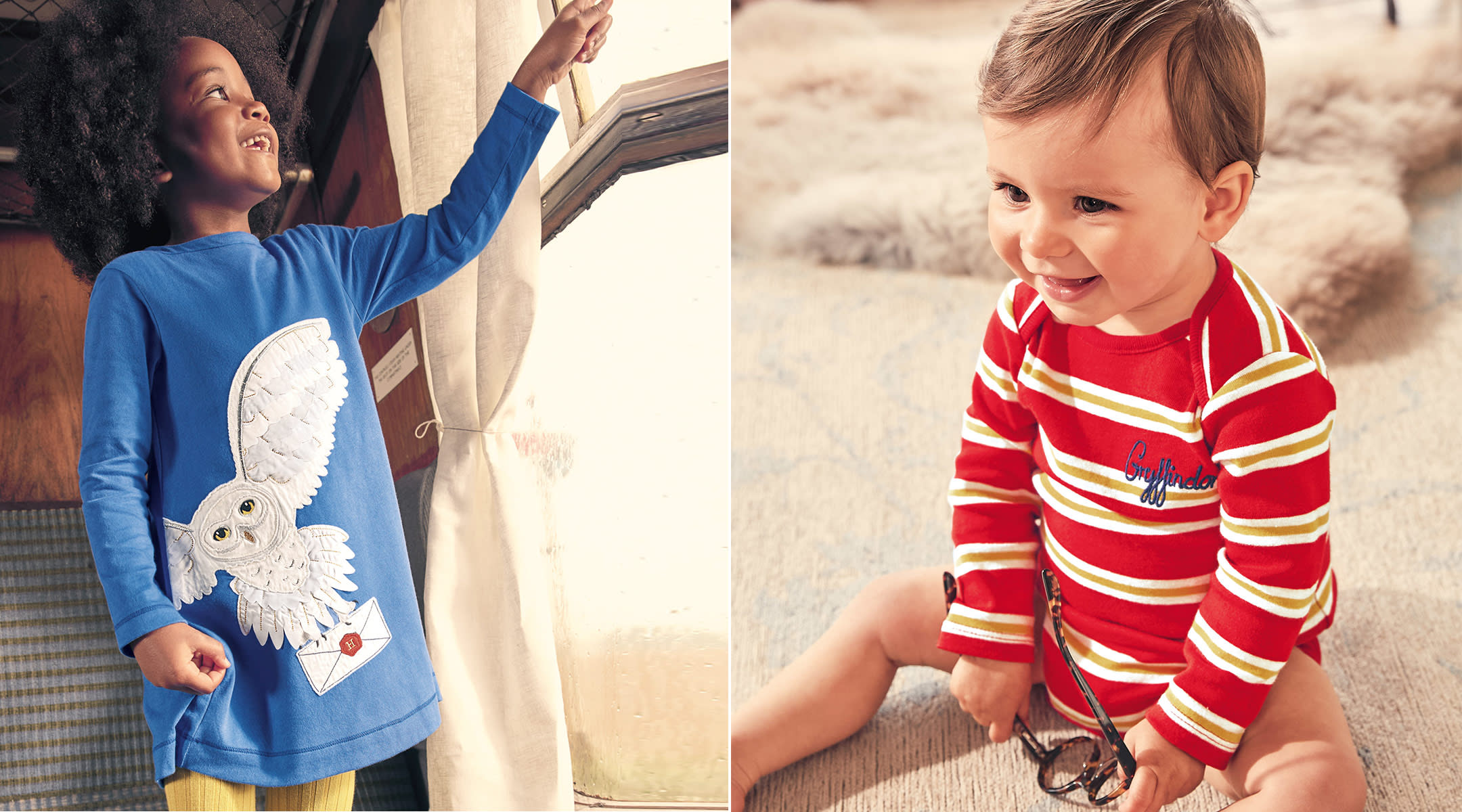 boden launches harry potter kids clothing line