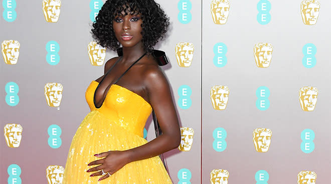 actress Jodie turner smith has home birth due to systematic racism