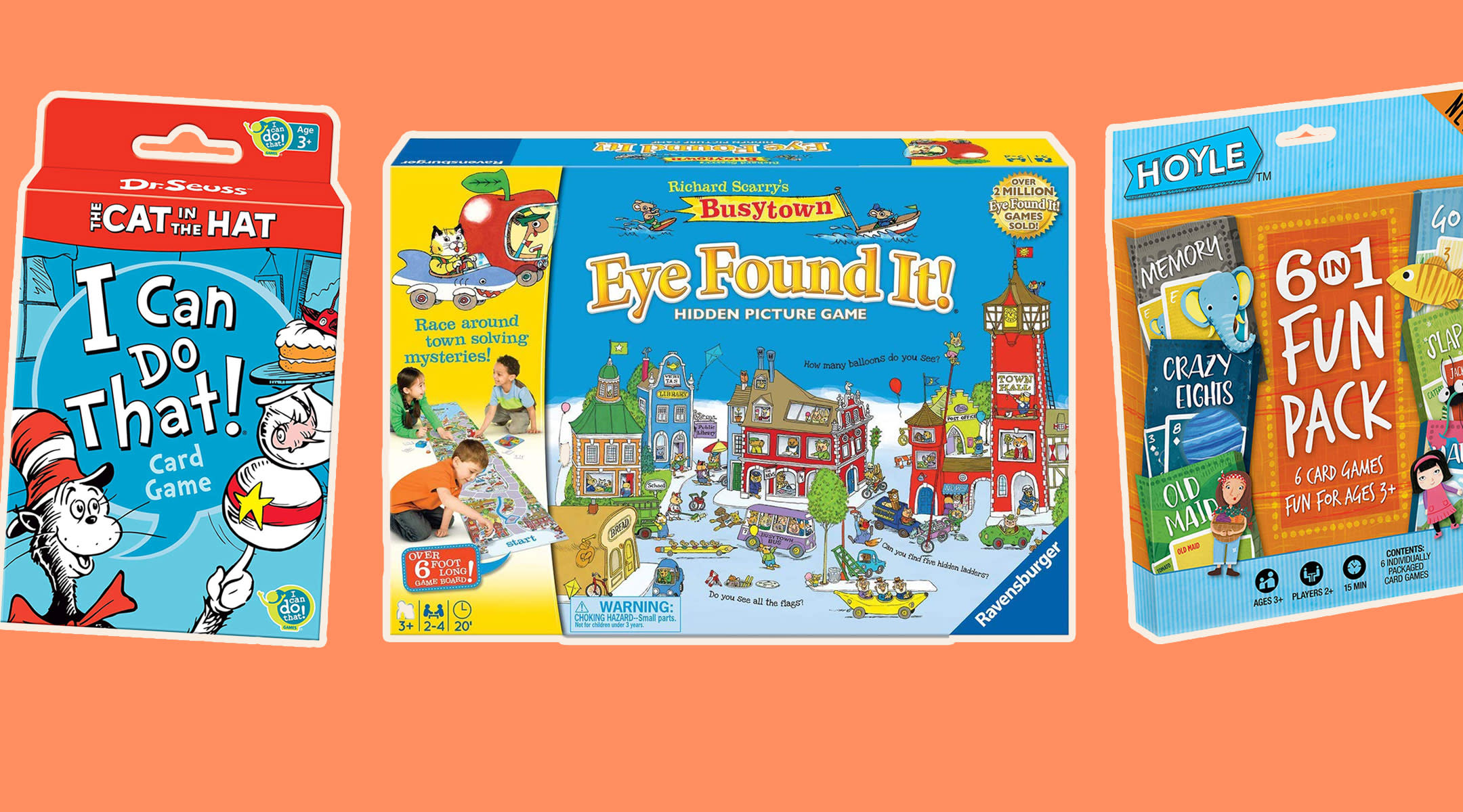 The Best Family Board Games for Toddlers and Up