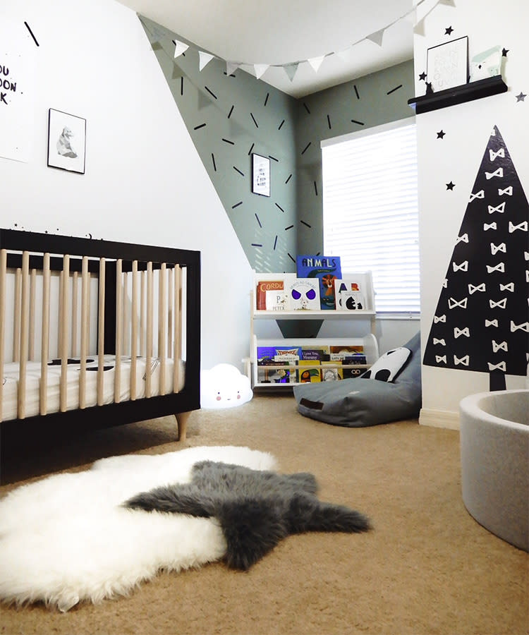 51 Gorgeous Gender Neutral Baby Nursery Ideas: 23 Amazing Gender-Neutral Nurseries