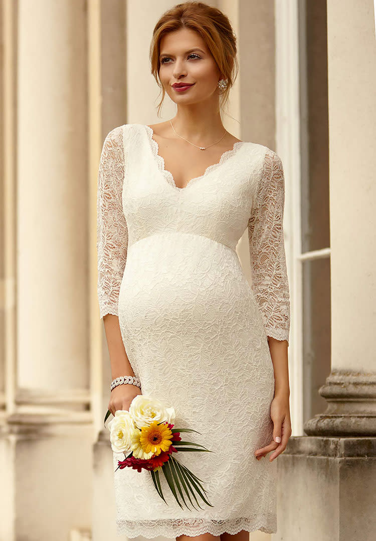 23 maternity wedding dresses ombrellifo Gallery