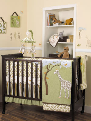 Animal Themed Nursery Ideas Thenurseries