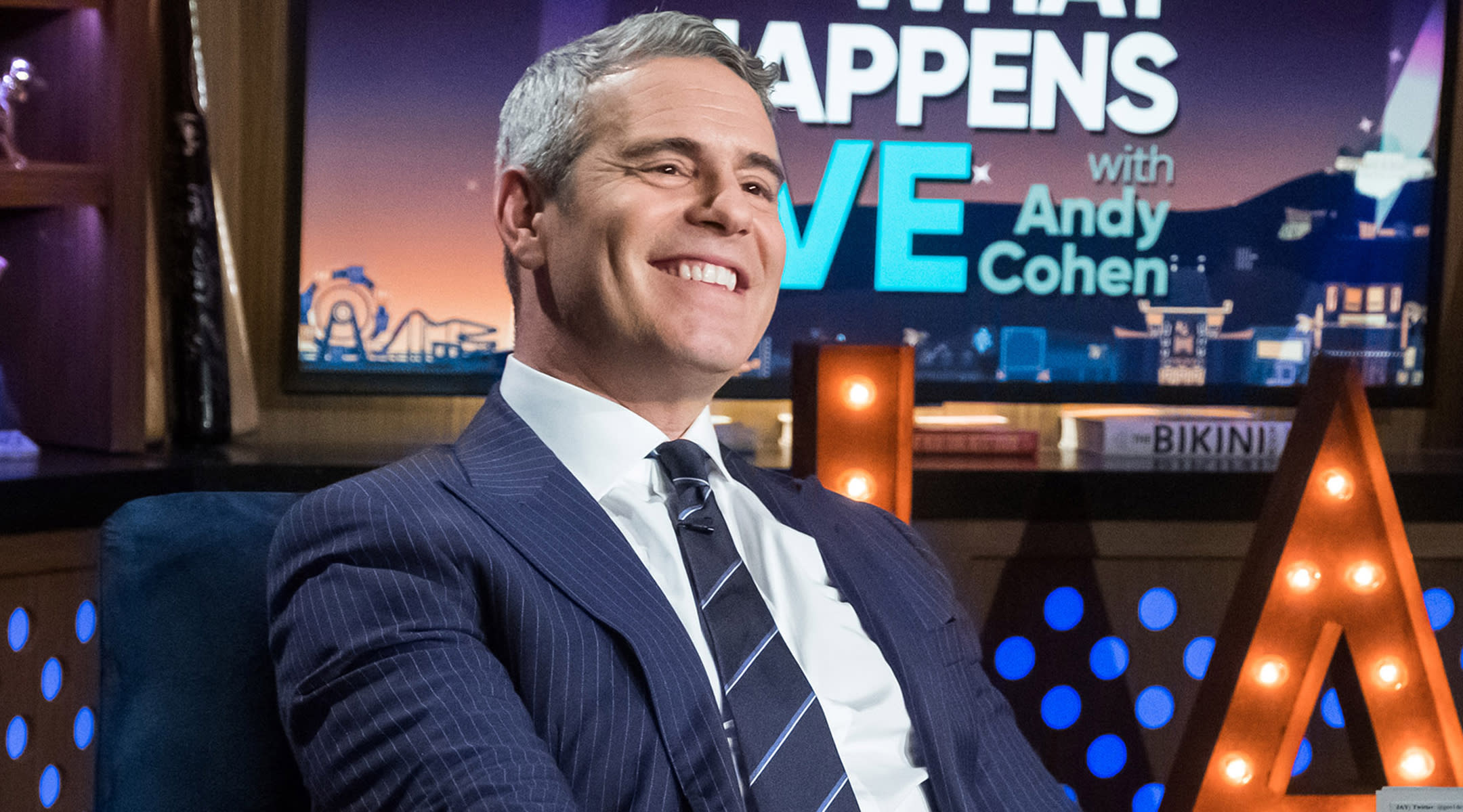 Andy Cohen welcomes a new baby boy via surrogate.
