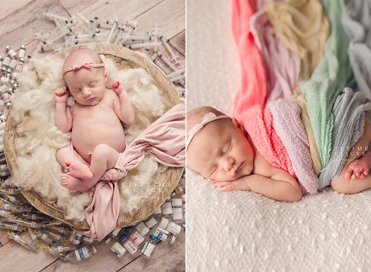Moms Share Touching Rainbow Baby Photos and Stories