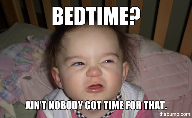 15 of the most ridiculously funny baby memes on the pla