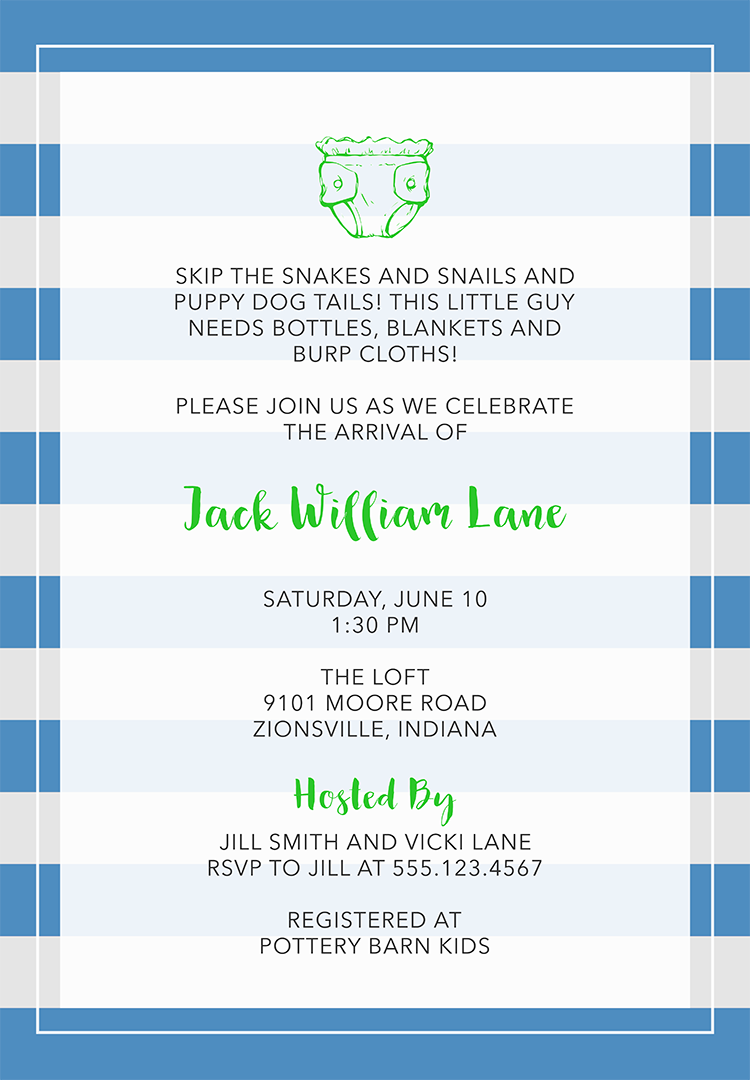 22 baby shower invitation wording ideas baby shower invitation wording 3 m4hsunfo