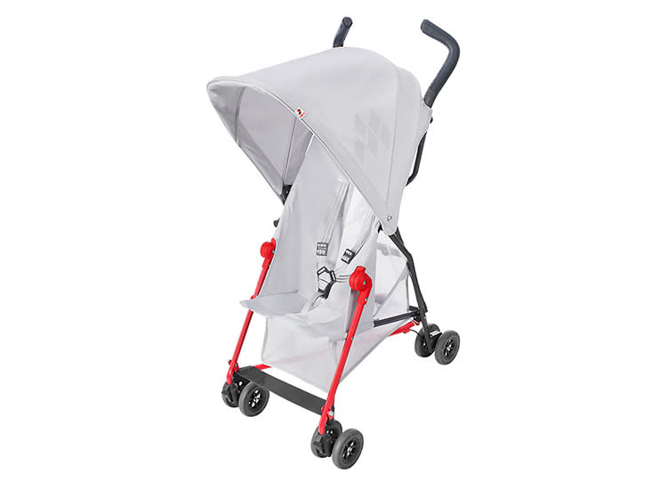 Best lightweight umbrella stroller: Maclaren Mark II
