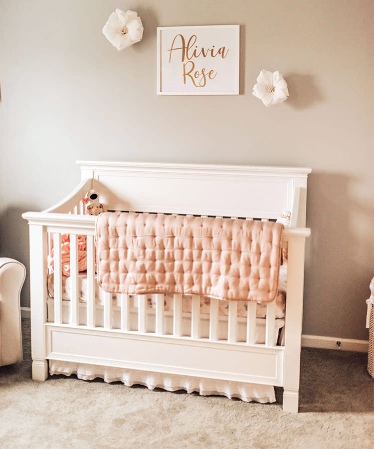 43 Baby Girl Nursery Ideas For A Swoon Worthy Room