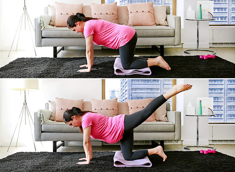 5bb84c9c361c9 Pregnancy Workouts and Exercises for Pregnant Women