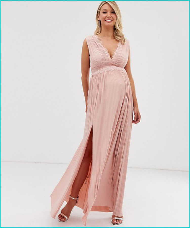 Maternity Wedding Gowns Under 100: 27 Maternity Bridesmaid Dresses For Any Style And Size
