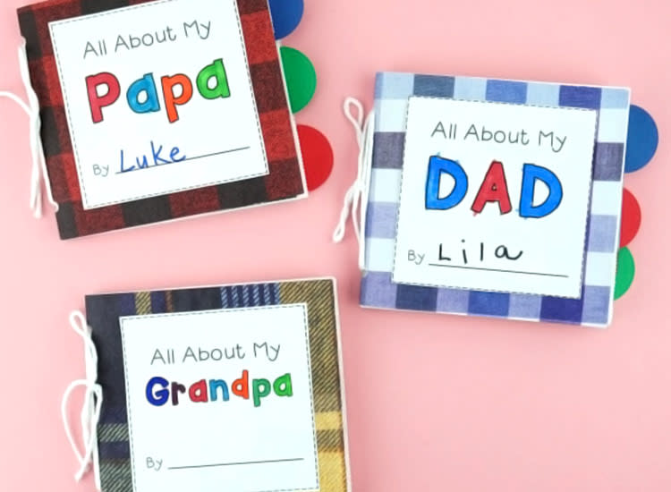 Fathers Day Craft Ideas For Preschoolers And Toddlers
