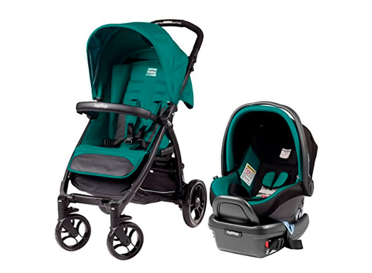 Peg Perego Booklet Travel System Stroller
