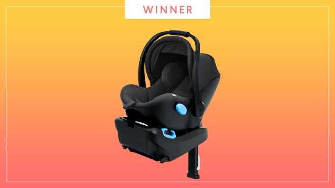 cleck liing infant car seat