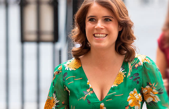 britain's princess eugenie announces she's pregnant