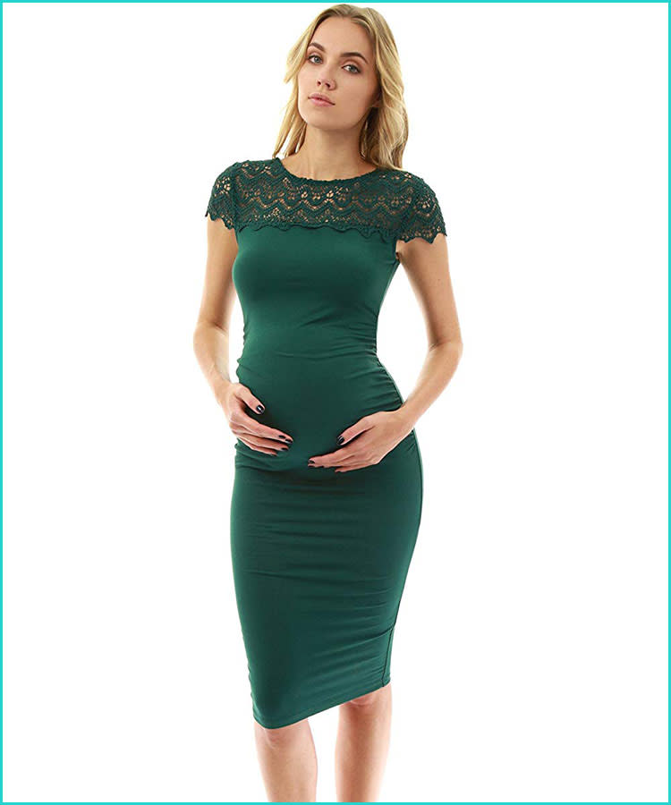 15 Festive Maternity Holiday Dresses For Under 100