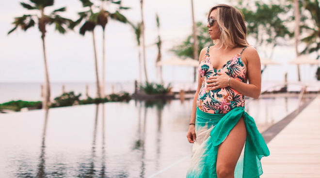woman traveled to Honolulu while pregnant