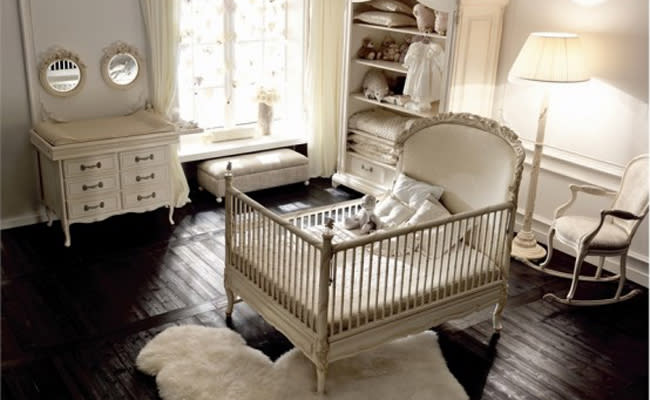 6 royal nursery ideas fit for life in the palace - Unique Baby Girl Nursery Ideas