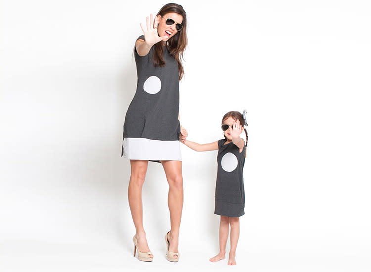 6eb8689eea 29 Cutest Mommy and Me Outfits for Baby Girls and Boys