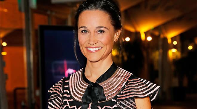 Kate Middleton's sister, Pippa Middleton