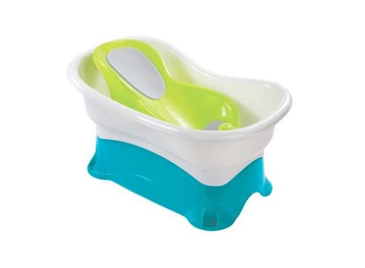 f84ac1db5a84 Best baby bath tub with stand: Summer Infant Right Height Bath Tub