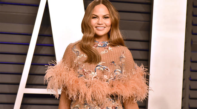 chrissy teigen launches her own website for recipes