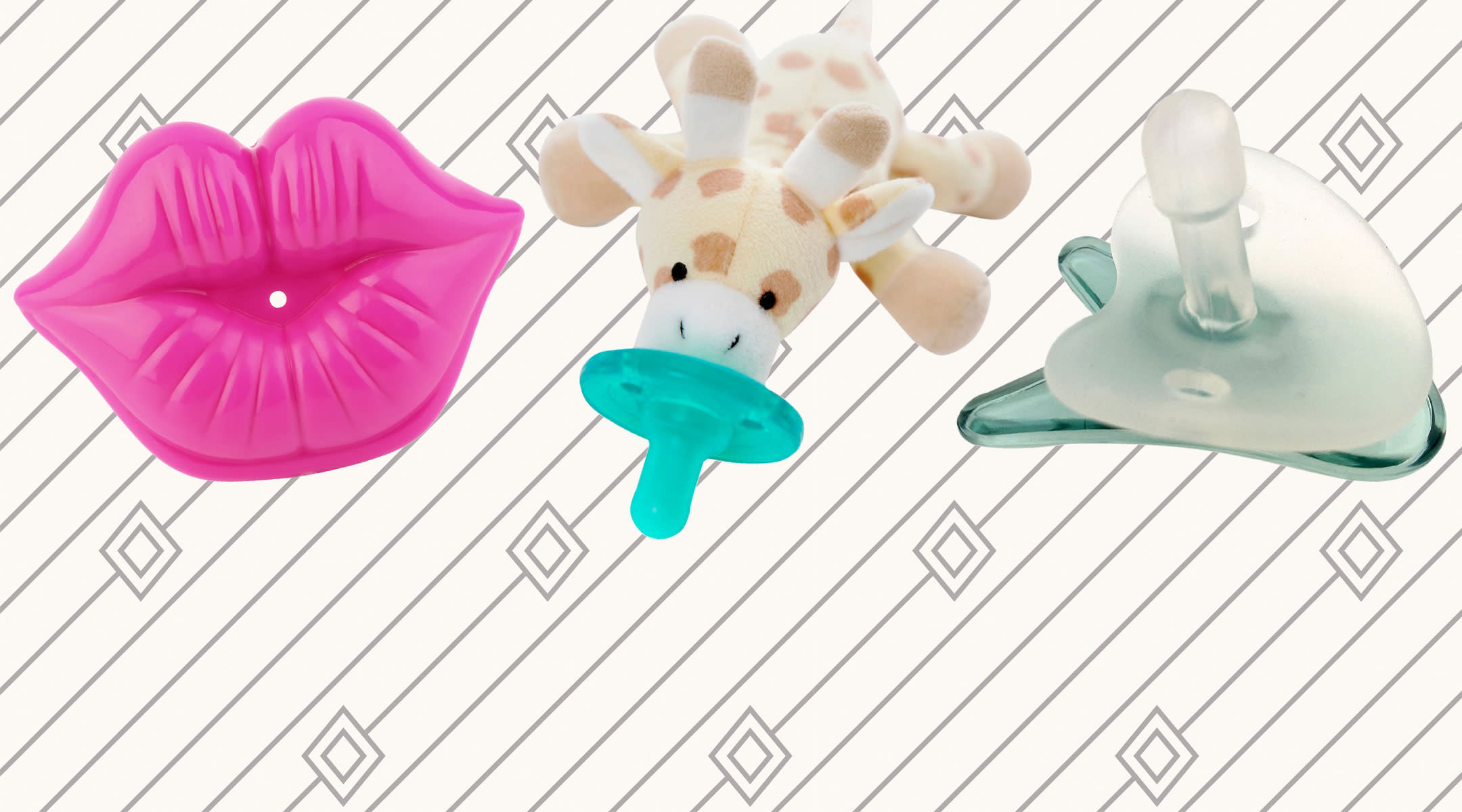 15 Best Baby Pacifiers You Can Buy Now