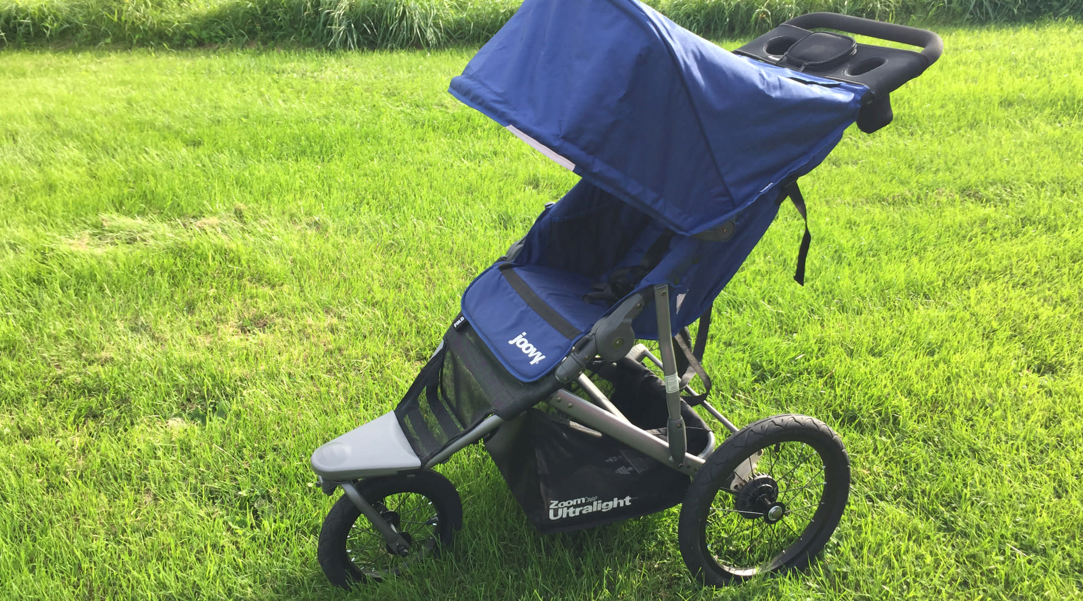 High End Strollers >> Joovy Zoom 360 Ultralight Jogging Stroller Review