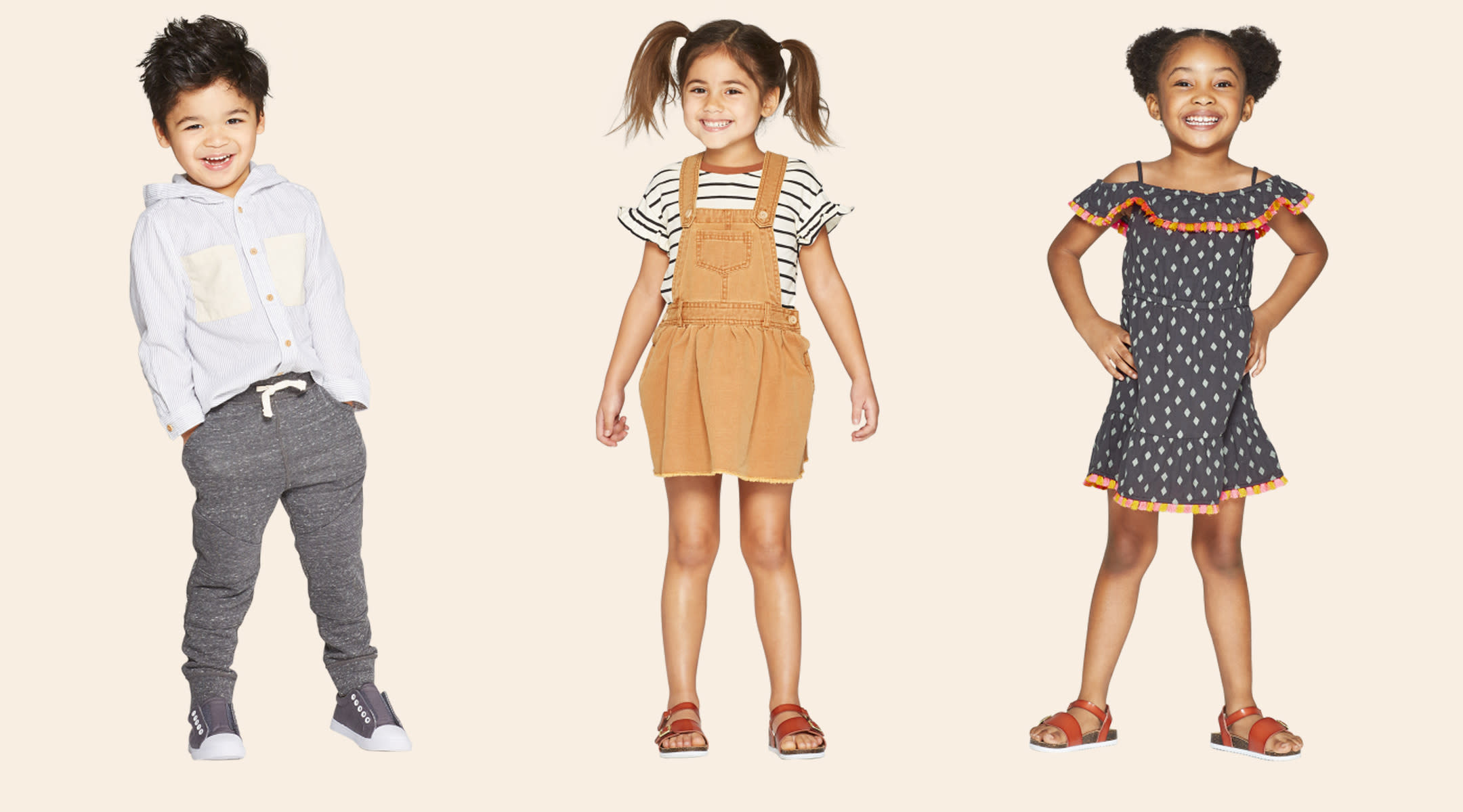 2b4024bae1dd7 Target Expands Art Class Apparel Collection to Toddler