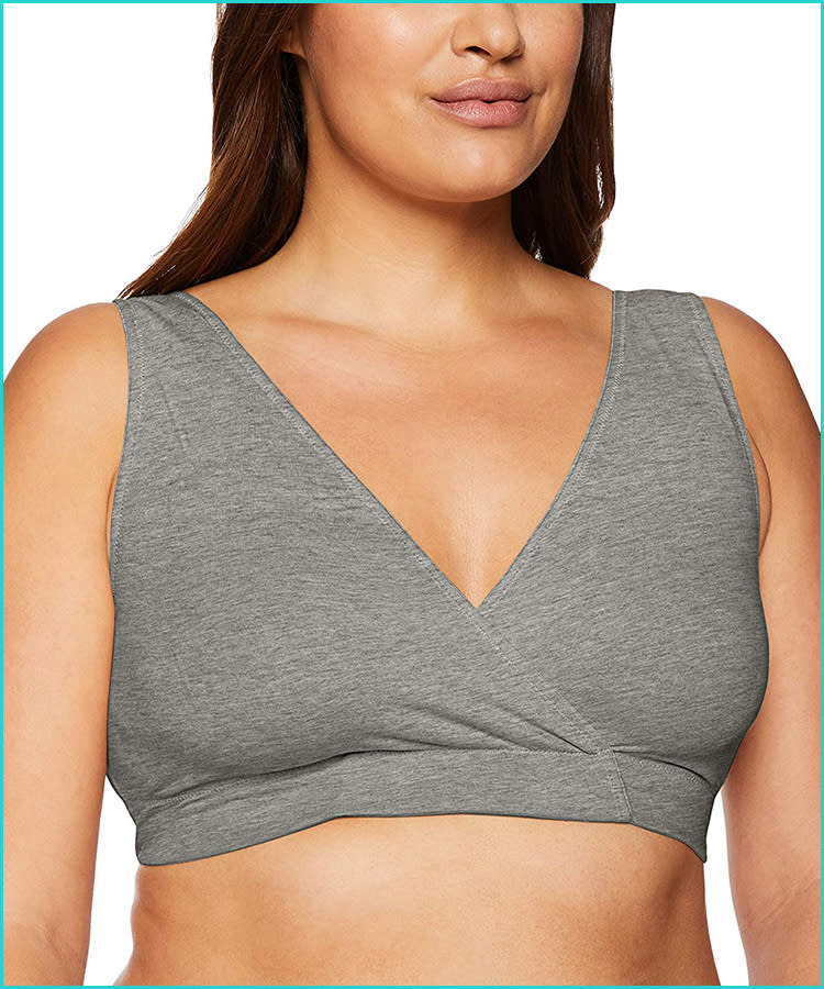 c339bda7d3f motherhood-maternity-nursing-bra-amazon. Photo: Courtesy Motherhood  Maternity. Motherhood Maternity Women's Plus Size Wrap Front Nursing Sleep  ...