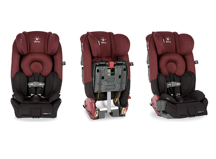 Diono Radian Rxt Best All In One Convertible Car Seat