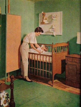 Baby Room Furniture Boy