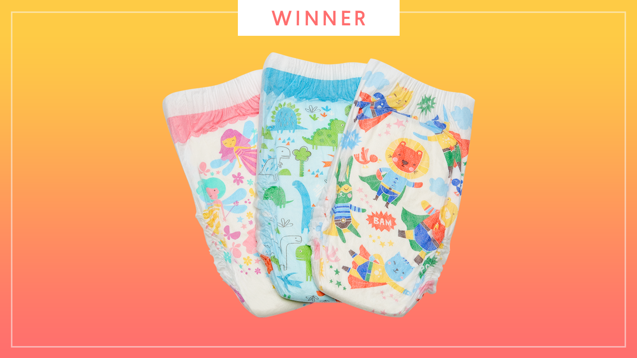 honest co. toddler diapers