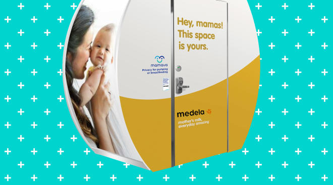 medela and mamava team up to help working breastfeeding moms