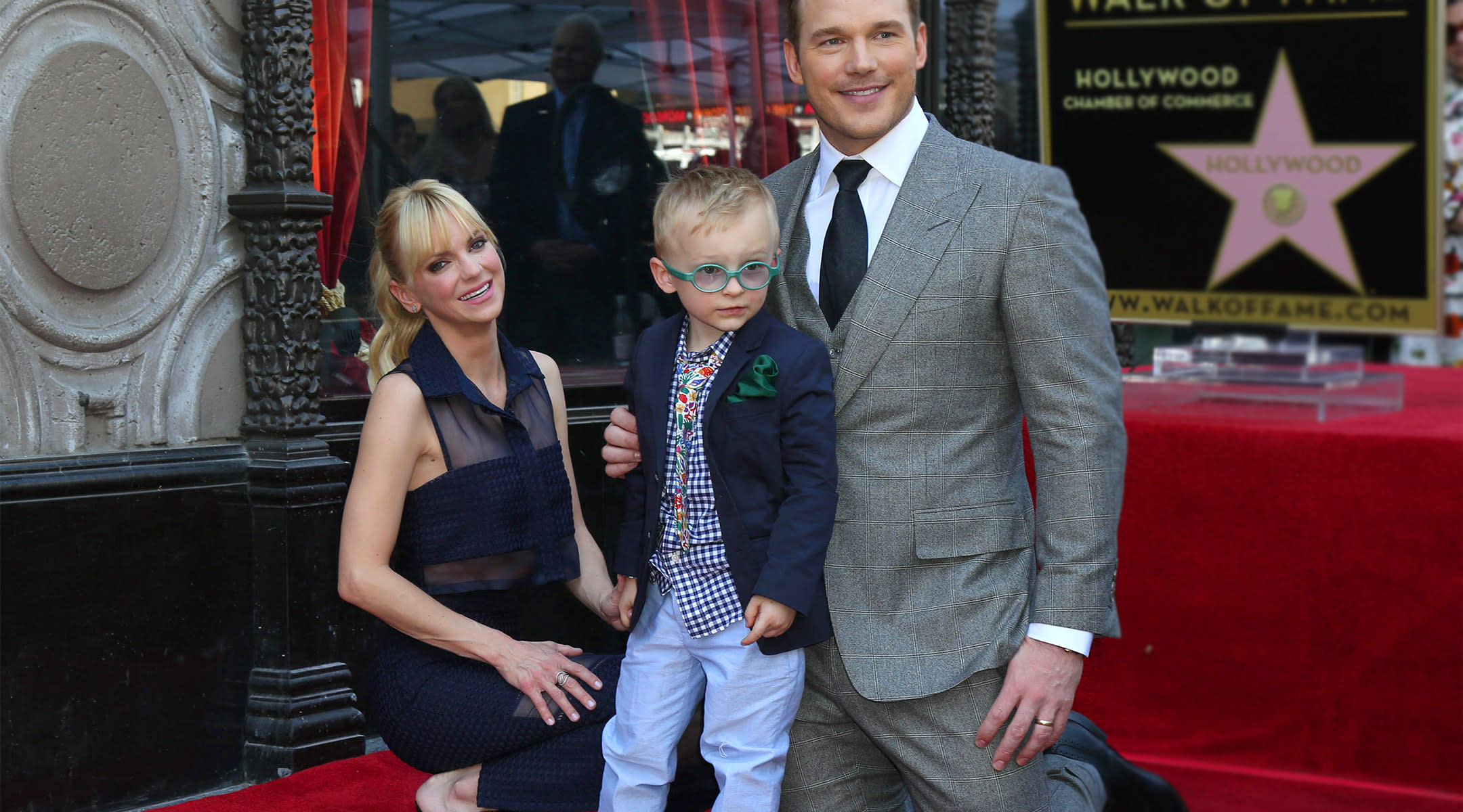 chris pratt and anna faris divorce agreement factors in measures for their 5 year old son