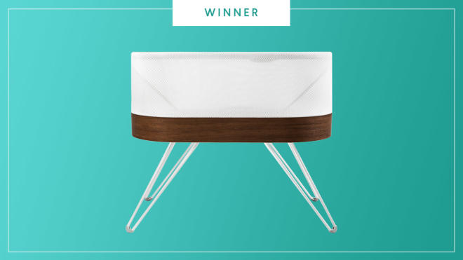 SNOO bassinet wins the 2017 Best of Baby Tech Award from The Bump.