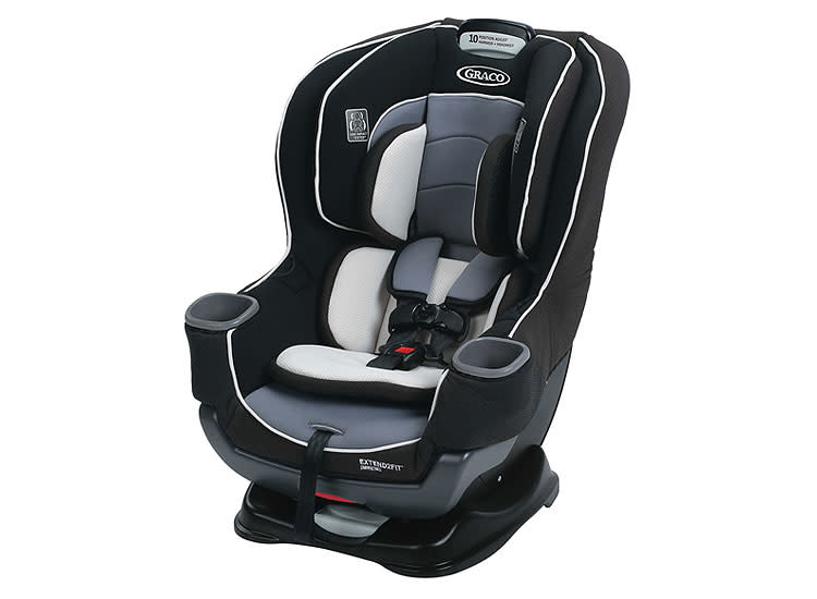 Best Rear Facing Convertible Car Seat Graco Extend2Fit