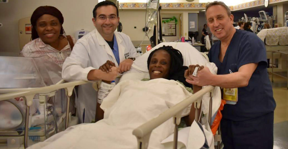 Texas Mom Gives Birth To Sextuplets In Less Than 10 Minutes