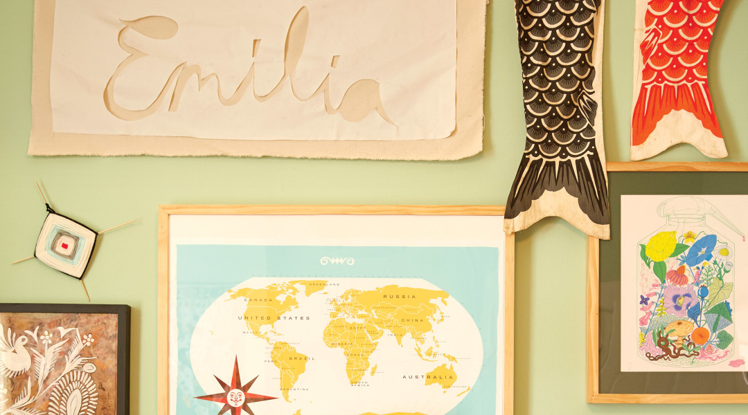 Pinterest Wall Decor: 21 Inspiring Nursery Wall Decor Ideas