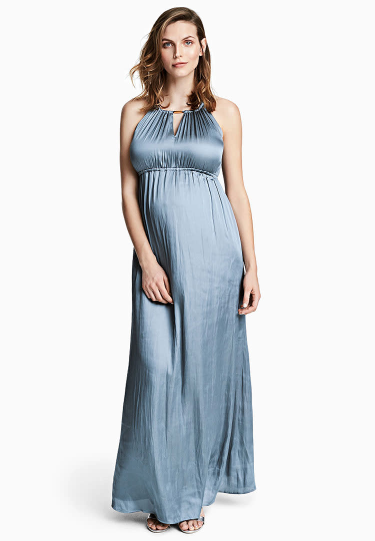 Beautiful Pregnancy Dresses For Weddings Composition - All Wedding ...