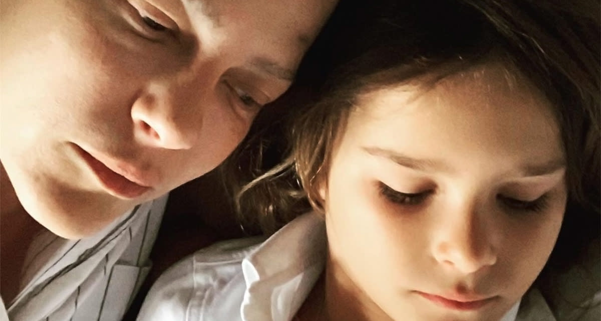 Selma Blair, Who Has MS, Pens Emotional Post About Seeing Her Son Grow